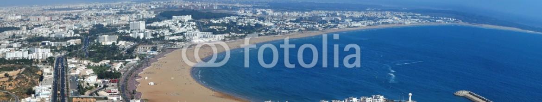 85635358 – Morocco – agadir panorama