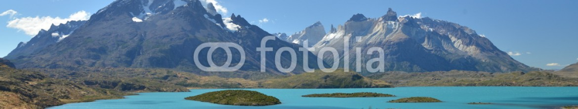 85909248 – Chile – Torres del Paine National Park, Patagonia, Chile (Lago Pehoe)