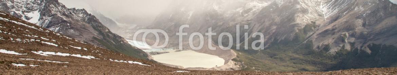 85968606 – Argentina – Laguna Torre lake in National Park Los Glaciares