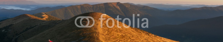 85973893 – Ukraine – Photographer in montains