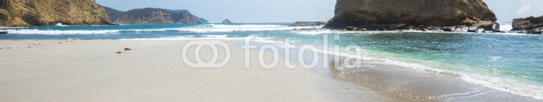 86520834 – Ecuador – Los Frailes beach, Machalilla national park (Ecuador)