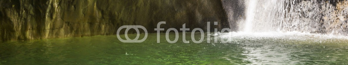 87224807 – Italy – ducks and waterfall