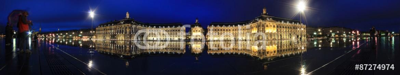 87274974 – France – Mirror de' eau