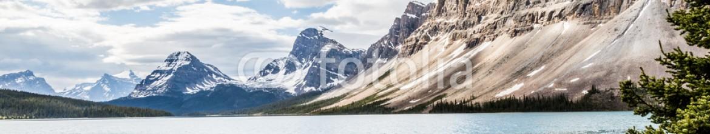 87352962 – Canada – Rochy Mountains landscape