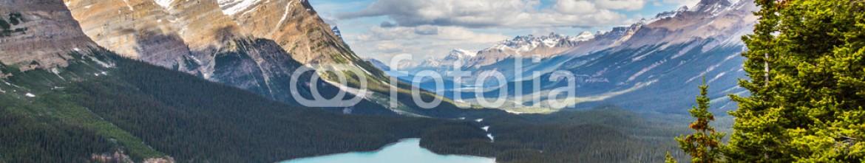 87352977 – Canada – Bow Summit and Peyto Lake I