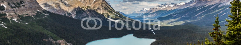 87353003 – Canada – Bow Summit and Peyto Lake IV
