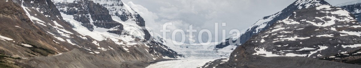 87353787 – Canada – Columbia Glacier in the Icefield Parkway