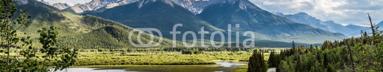 87353969 – Canada – Rocky Mountain landscape