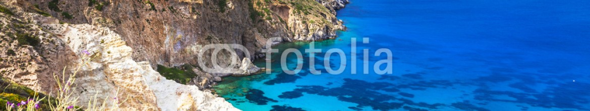 87600406 – Ukraine – beautiful scenery of Greek islands- Milos, Cyclades