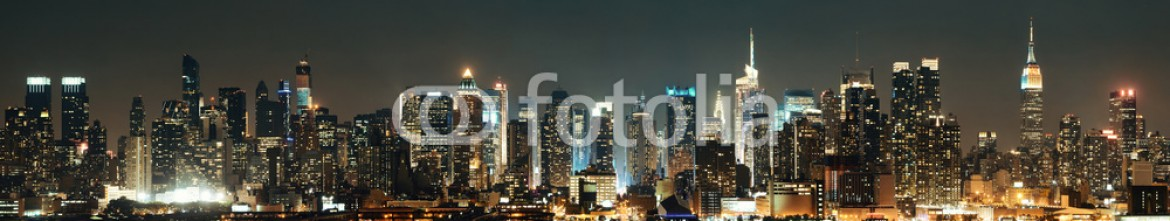 88445412 – United States of America – Midtown Manhattan skyline