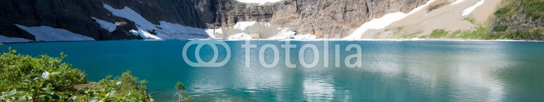 88697723 – United States of America – Summer View of Iceberg Lake, Montana
