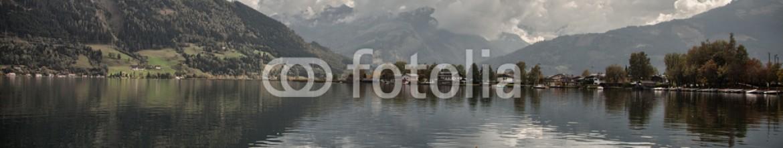 88882705 – Austria – Beautiful autumn in Zell am See, Austria