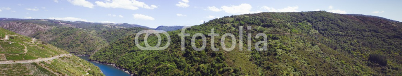 89378320 – Spain – Panorama Sil River Canyon ,Spain