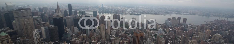 89513992 – United States of America – paesaggi dall'alto della città di new york con grattacieli