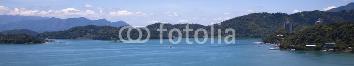 89523545 – Italy – A view of the Sun Moon Lake in Taiwan