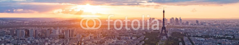 89804347 – France – The Paris cityscape