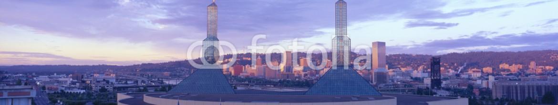 90013795 – United States of America – Portland Convention Center, Sunrise, Oregon