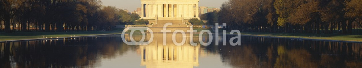 90065210 – United States of America – Lincoln Memorial & reflecting pool