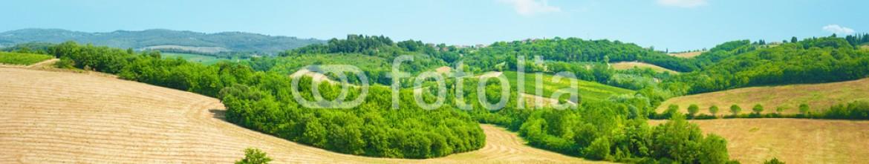 90260522 – Hungary – Landscape near Badesse in Tuscany, Italy.