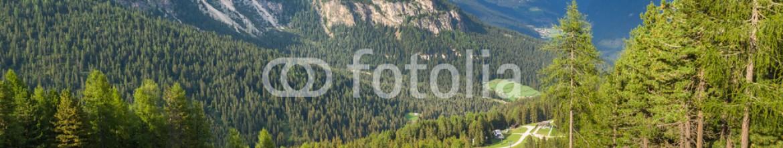 90467502 – Italy – Panorama of Larsec.