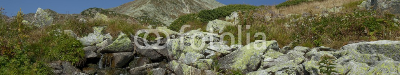 90773474 – Romania – amazing view in Retezat Mountains