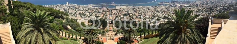 91271064 – Italy – Giardini pensili di Haifa, giardini Bahai, Monte Carmelo, Israele
