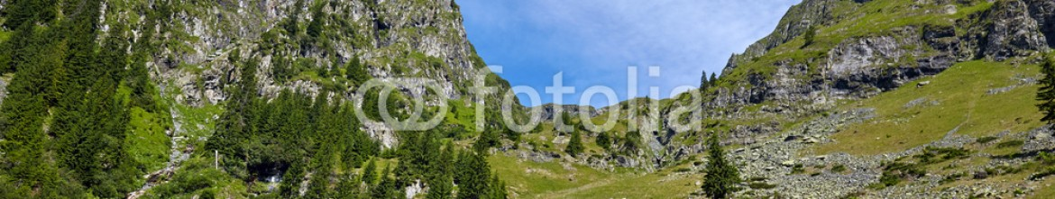 91348371 – Romania – Mountains landscape in a sunny day