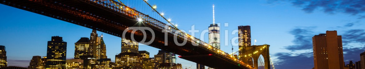 91557067 – Italy – New york city skyline by night