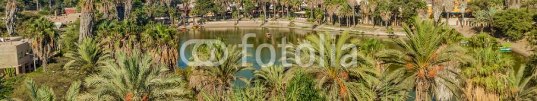 91607532 – Peru – Desert oasis Huacachina