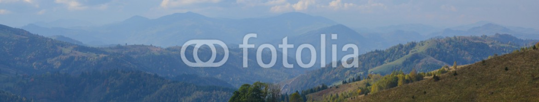 91659796 – Ukraine – Beautiful autumn landscape in the mountains.