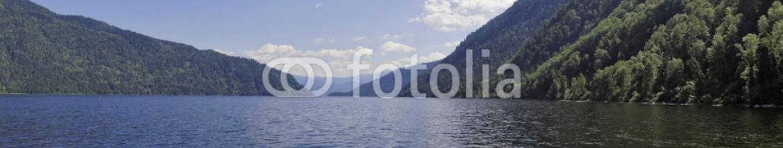 91702119 – Russian Federation – Waters of Lake Teletskoye