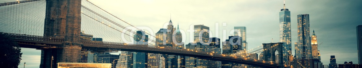 91735474 – United States of America – Manhattan Downtown