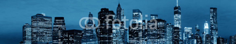 91735947 – United States of America – Manhattan at night