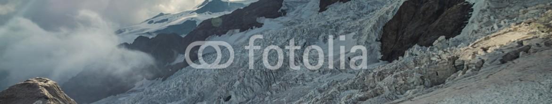91835452 – Italy – Sunset at Italian alps, Monte Rosa