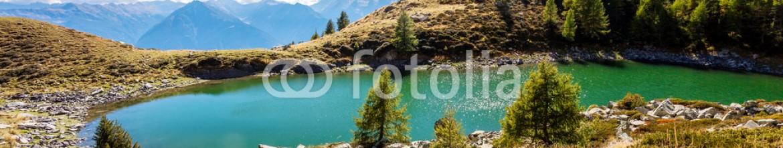 91922100 – Italy – Valtellina – Sondrio – Alpi Retiche – Lago di Colina