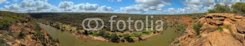 91938497 – Australia – australia west coast panorama landscape kalberri