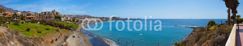 92064934 – Russian Federation – Beach in Tenerife island – Canary