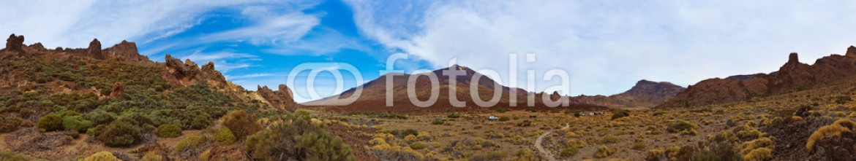 92064946 – Russian Federation – Volcano Teide in Tenerife island – Canary