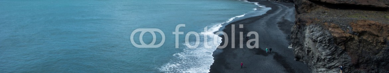 92114463 – Iceland – Dyrholaey Beach and Cliffs, Iceland