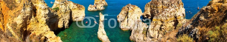 92213494 – Ukraine – Ocean with sandy cliffs