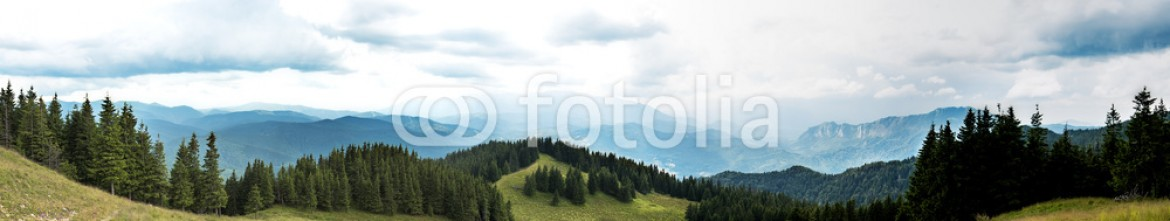 92416644 – Romania – Beautiful summer landscape from mountains