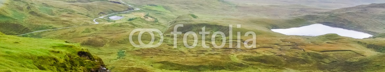 92581966 – Italy – Scozia, Panorama scozzese