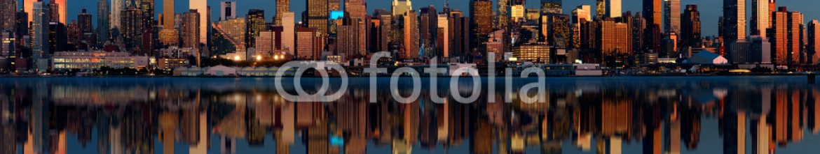 92706372 – United States of America – Midtown Manhattan skyline