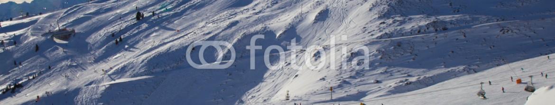 92967711 – Denmark – winter in Alps