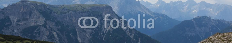 93005625 – Italy – panorama dal monte Specie (Dolomiti)