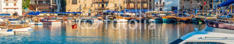 93102670 – Cyprus – Kyrenia (Girne) harbour.