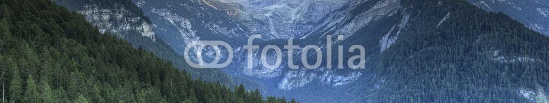 93130870 – Italy – Dolomites Mountain Sunset