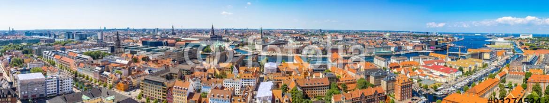 93274524 – Ukraine – Copenhagen panorama
