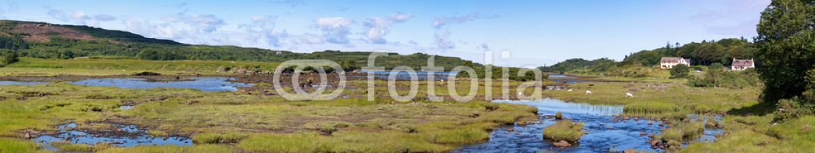 93321442 – United Kingdom of Great Britain and Northern Ireland – Mull panorama
