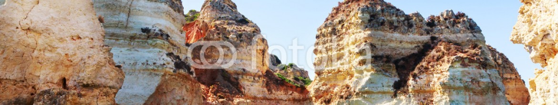 93558999 – Ukraine – Beautiful cliffs in the ocean